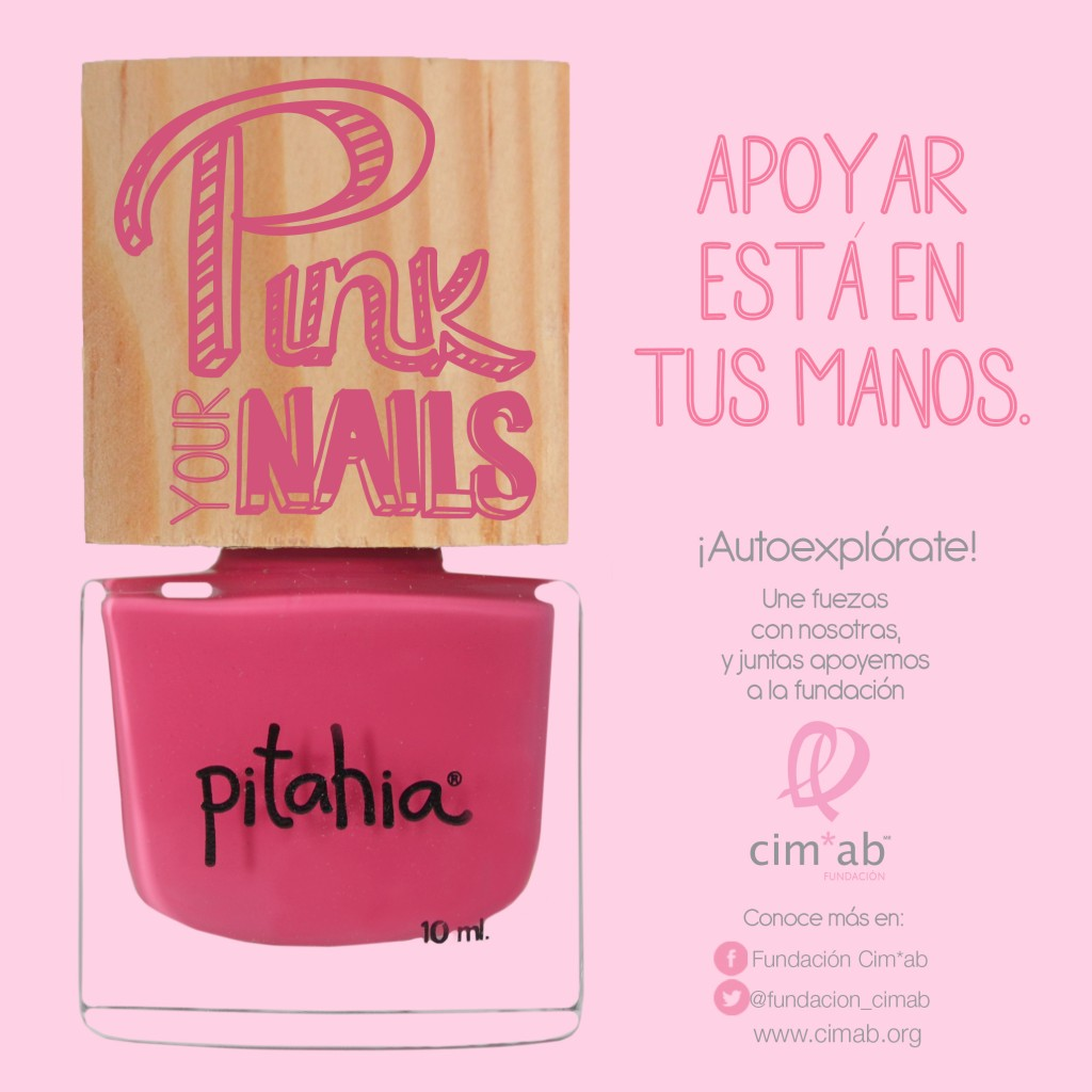 Campaña Pink Your Nails